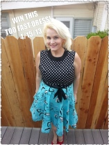 Win this dress!