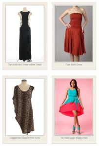Win one of these dresses!