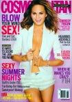 Christine Teigen For Cosmopolitan magazine, June 2014 1