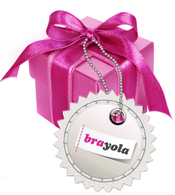 $60 Online Gift Certificate Bras, Lingerie, Intimates www.brayola.com