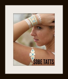 GIVEAWAY # 1: TWO PRIZE PACKAGES FROM SOBE TATTS
